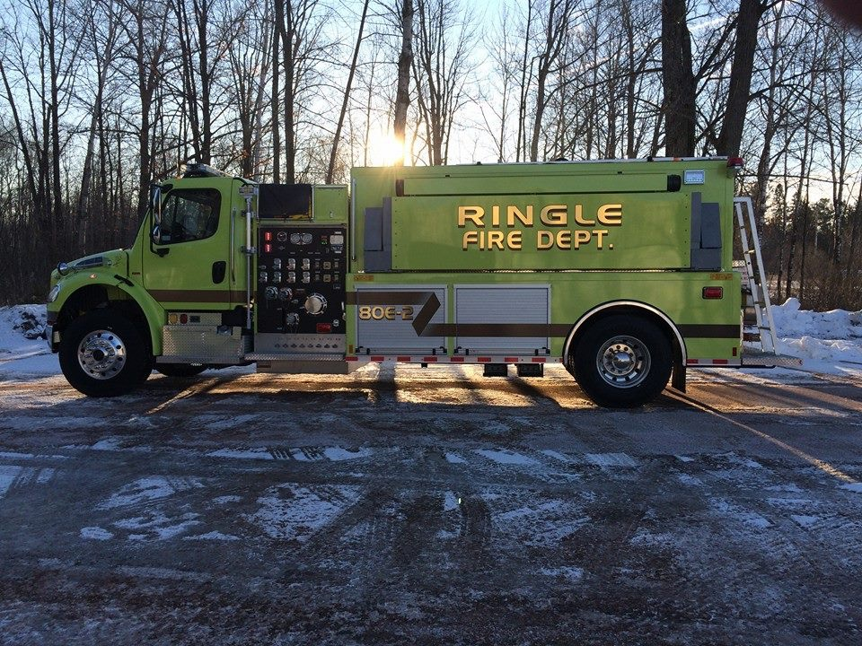 Ringle Fire Dept.